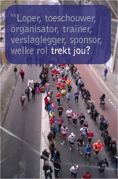 Werkgeluk, leerdoelen, voice dialogue, Rotterdam-Zuid, Marathon Quote
