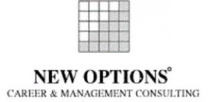 logo new options career & management consulting
