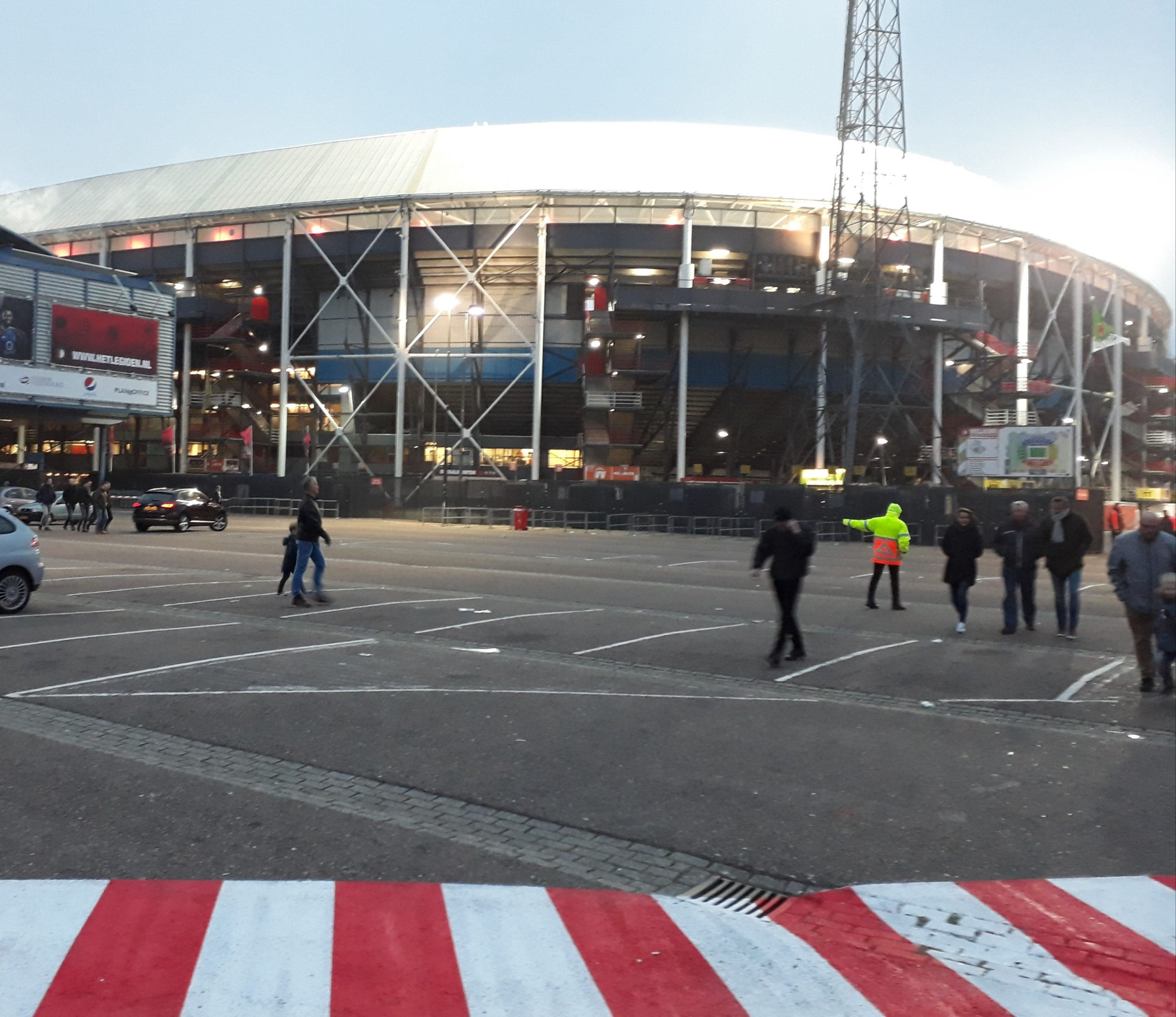 De Kuip Rotterdam-Zuid Coaching New Options