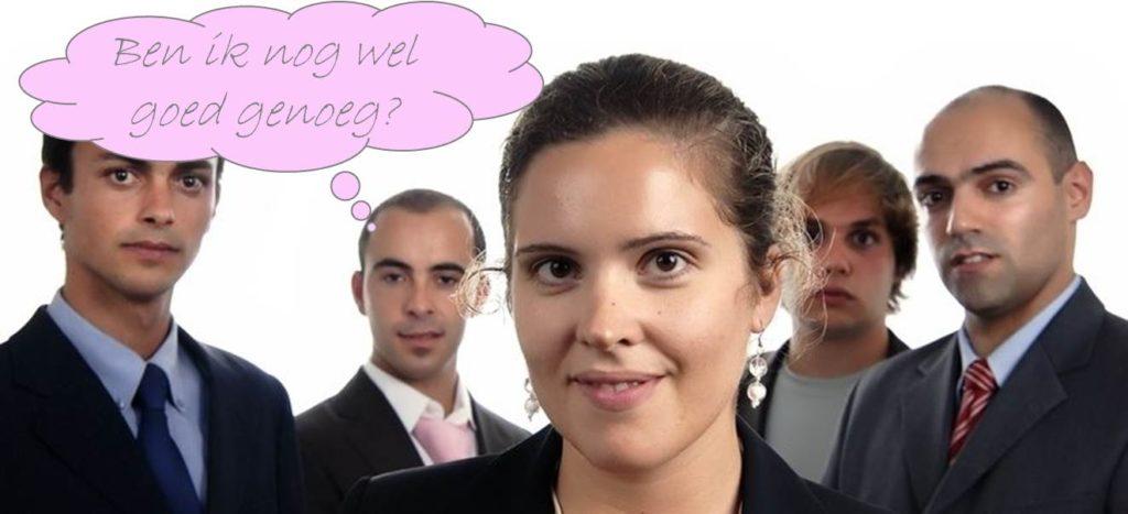 Werkgeluk, leerdoelen, voice dialogue, Rotterdam-Zuid, Ben ik wel goed genoeg