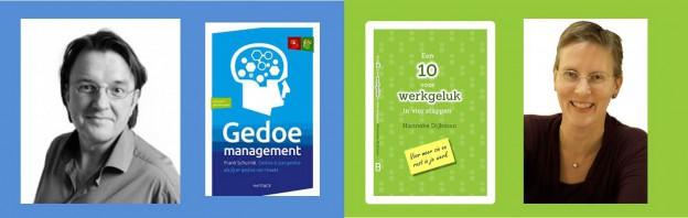 Werkgeluk, leerdoelen, voice dialogue, Gedoe management en werkgeluk