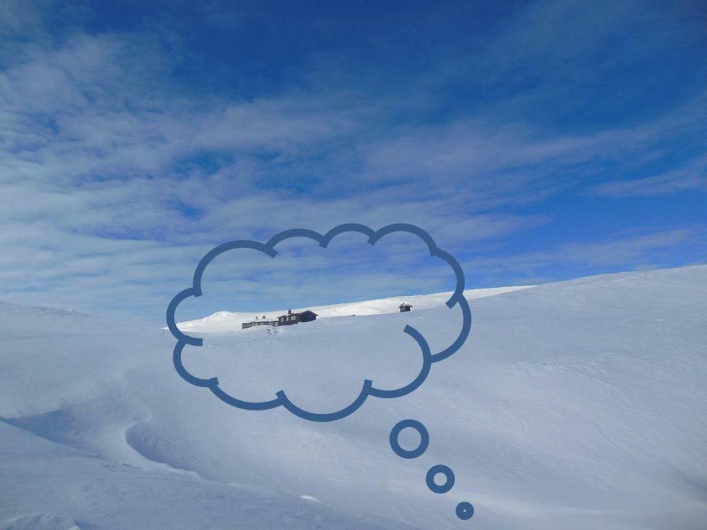 Werkgeluk, leerdoelen, voice dialogue, Rotterdam-Zuid, Hut in sneeuw