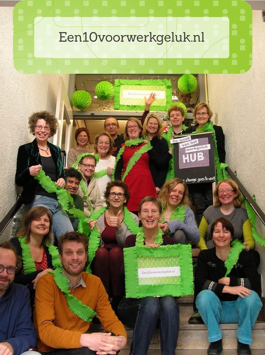 Werkgeluk, leerdoelen, voice dialogue, Rotterdam-Zuid, Een 10 voor werkgeluk bij de Impact Hub Rotterdam Netwerkversterking