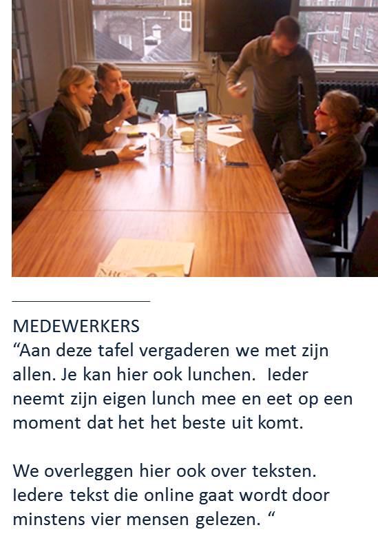 Werkgeluk, leerdoelen, voice dialogue, Rotterdam-Zuid, Medewerkers