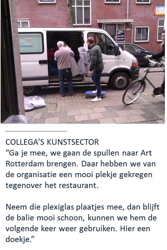 Werkgeluk, leerdoelen, voice dialogue, Rotterdam-Zuid, Collega's Kunstsector