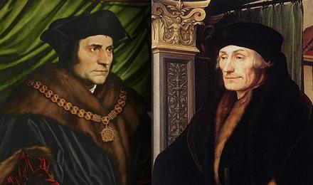 Werkgeluk, leerdoelen, voice dialogue, Rotterdam-Zuid, Desiderius Erasmus en Thomas More