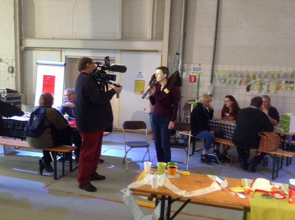 Werkgeluk, leerdoelen, voice dialogue, Rotterdam-Zuid, NL Kantelt camera