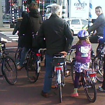 Werkgeluk, leerdoelen, voice dialogue, Rotterdam-Zuid, Fietsend naar het werk