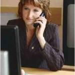 Werkgeluk, leerdoelen, voice dialogue, Rotterdam-Zuid, Vrouw aan telefoon en laptop