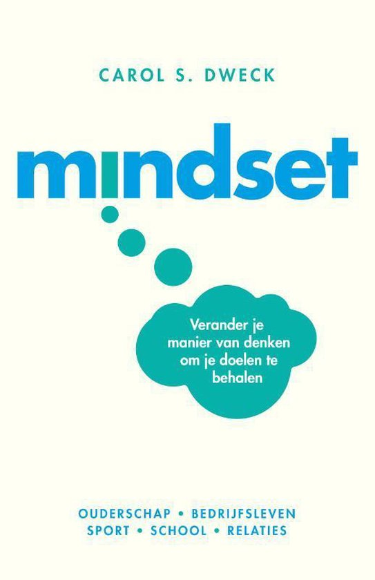 growth mindset carol dweck leerdoelen